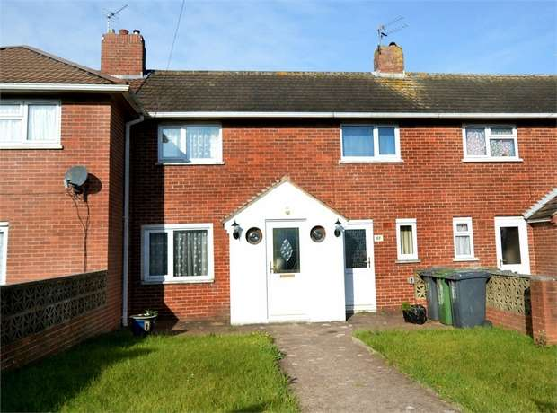 3 Bedrooms Terraced House for sale in Thornpark Rise, Hill Barton, Exeter