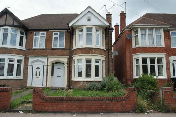 3 Bedrooms Semi Detached House for sale in Norman Place Road, Coundon, Coventry