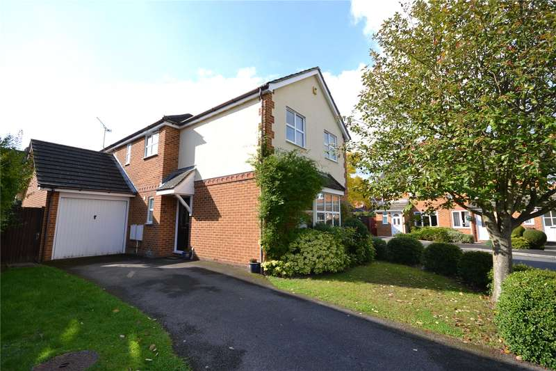 3 Bedrooms Detached House for sale in Munday Court, Binfield, Bracknell, Berkshire, RG42