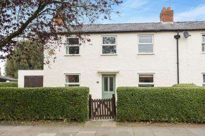 4 Bedrooms Semi Detached House for sale in Byron Road, Cheltenham, Gloucestershire