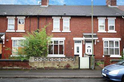 3 Bedrooms Terraced House for sale in Fisher Street, Bentley, Doncaster