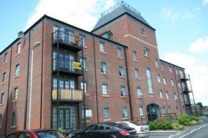 2 Bedrooms Flat for sale in Priestley Court, Elphins Drive, Warrington, Cheshire
