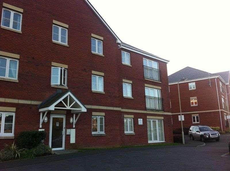 2 Bedrooms Flat for sale in Wild Field, Broadlands, Bridgend. CF31 5FF