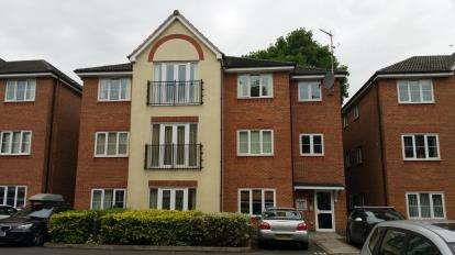 2 Bedrooms Flat for sale in Hassocks Close, Beeston, Nottingham, Nottinghamshire