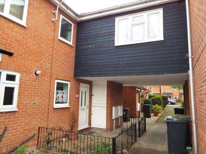2 Bedrooms Terraced House for sale in Waterloo Road, Beeston, Nottingham, Nottinghamshire