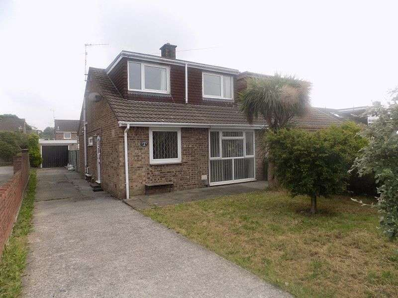 3 Bedrooms Semi Detached House for sale in Birchwood Close, Baglan, Port Talbot, Neath Port Talbot. SA12 8EH