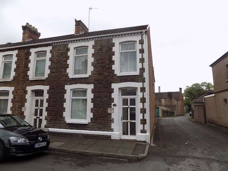 3 Bedrooms End Of Terrace House for sale in South Street, Port Talbot, Neath Port Talbot. SA13 1TB