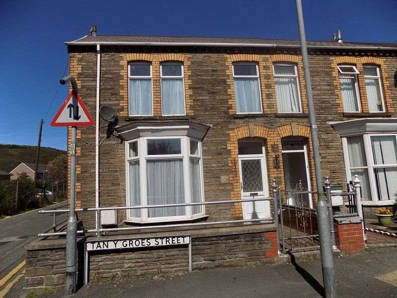 4 Bedrooms Property for sale in Tanygroes Street, Port Talbot, Neath Port Talbot. SA13 1ED