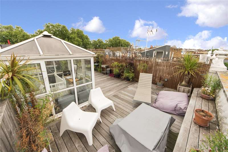 2 Bedrooms Flat for sale in Emperors Gate, London, SW7