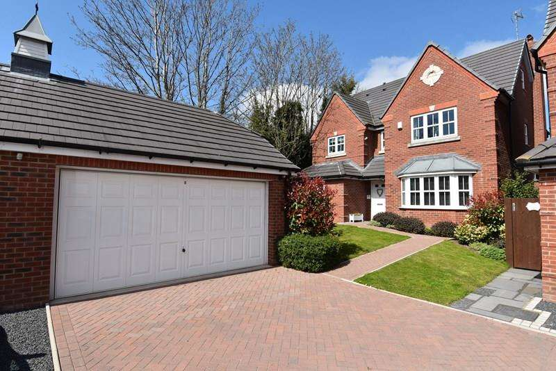 5 Bedrooms Detached House for sale in Tagwell Grange, Droitwich