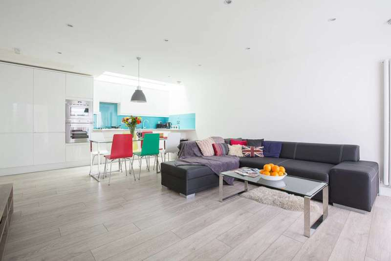 2 Bedrooms Flat for sale in Euston, Euston, NW1