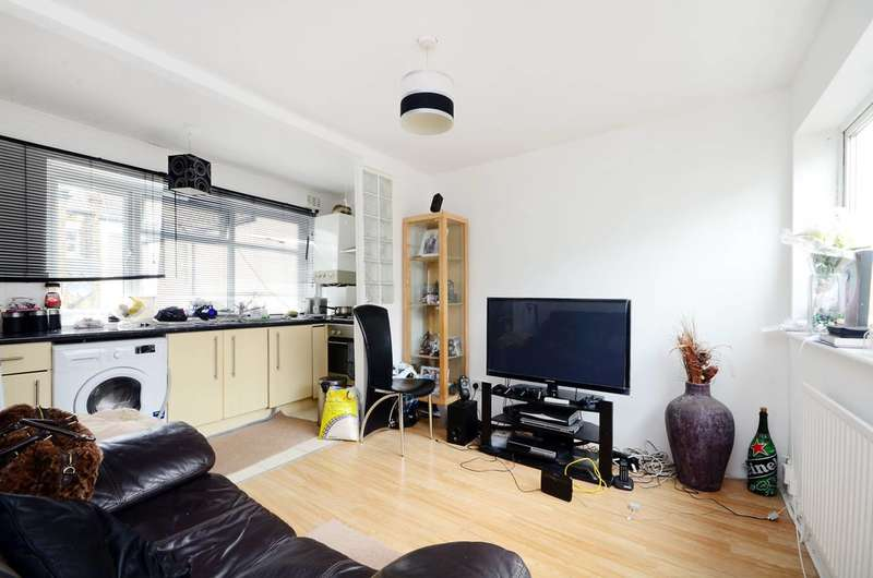 2 Bedrooms Flat for sale in Estreham Road, Streatham Common, SW16