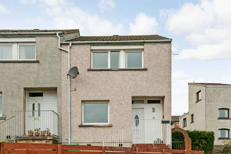 3 Bedrooms Terraced House for sale in Kinnell Road, Inverkeithing
