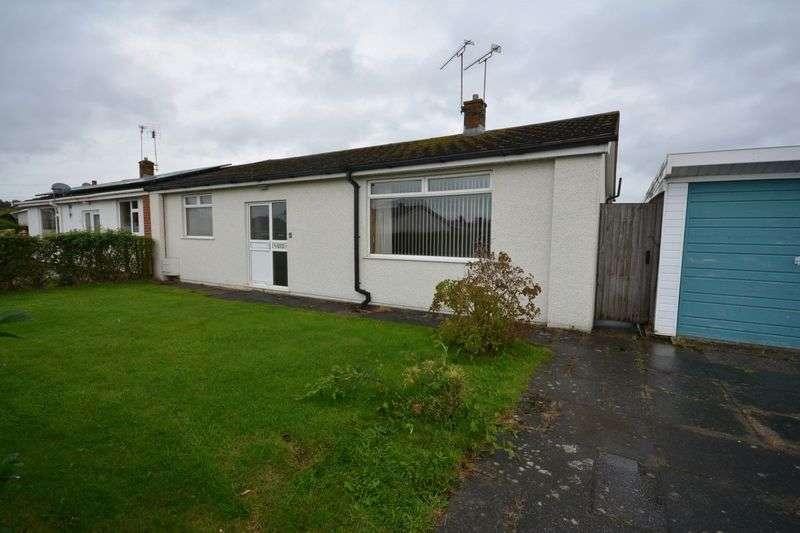 2 Bedrooms Semi Detached Bungalow for sale in Albion Street, Crewe