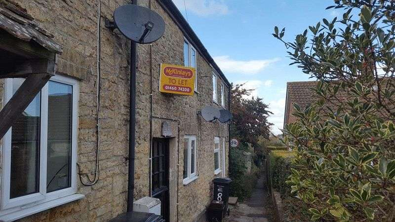 2 Bedrooms Terraced House for sale in Tower Hill Road, Crewkerne
