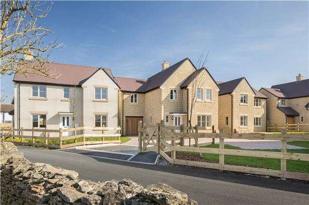 4 Bedrooms Detached House for sale in The Paddocks, Cirencester Road, Minchinhampton, STROUD, Gloucestershire, GL6 9EQ