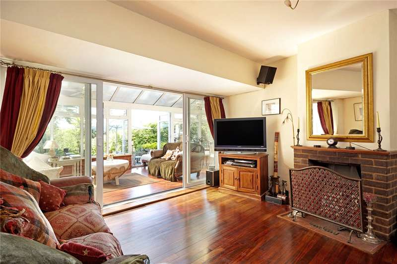 5 Bedrooms Detached House for sale in White Post Hill, Farningham, Kent, DA4