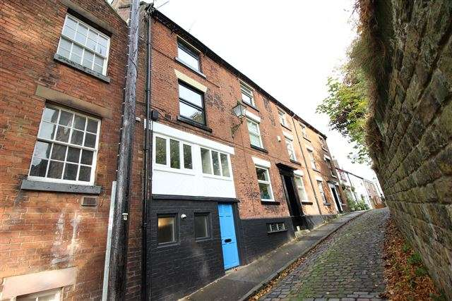 1 Bedroom Terraced House for sale in Church Lane, Leek, Staffordshire, ST13 5ET