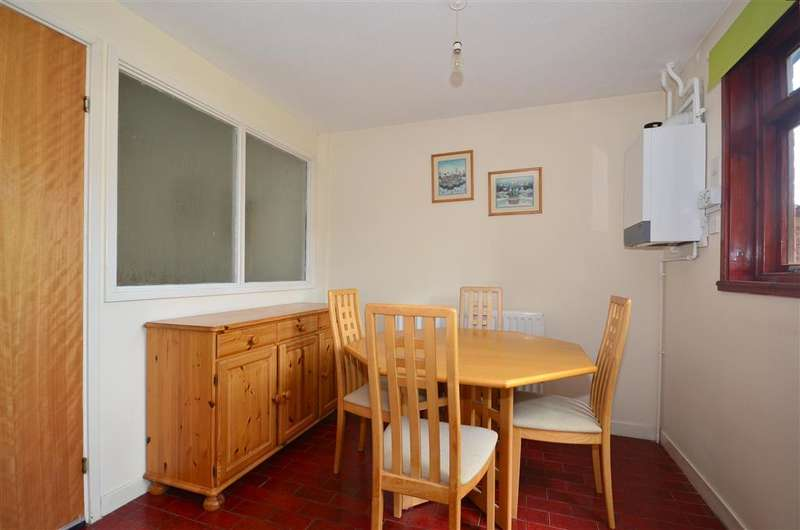 3 Bedrooms Terraced House for sale in Conifer Gardens, Sutton, Surrey