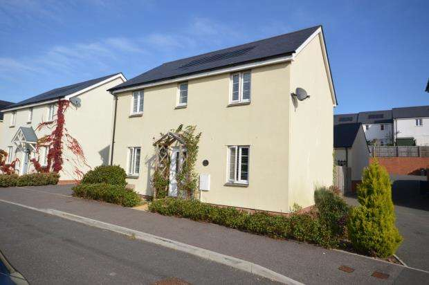 4 Bedrooms Detached House for sale in Betjeman Close, Sidmouth, Devon
