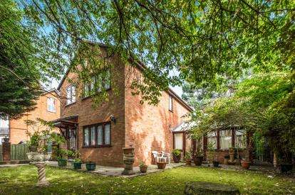 4 Bedrooms Detached House for sale in Greswolde Park Road, Birmingham, West Midlands, England