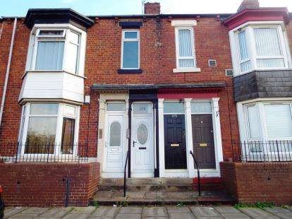 2 Bedrooms Flat for sale in South Frederick Street, South Shields, Tyne and Wear, United Kingdom, NE33