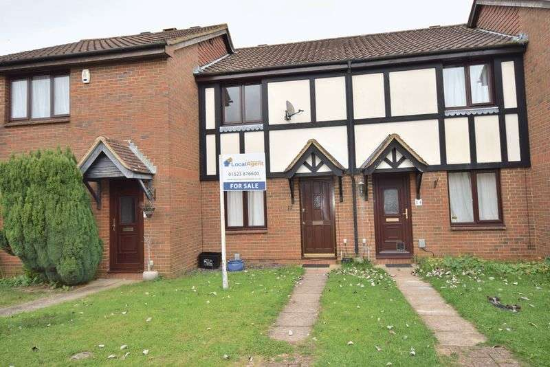 2 Bedrooms Terraced House for sale in Bryant Way, Toddington