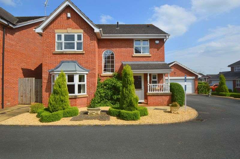 4 Bedrooms Detached House for sale in Brooklyn Court * Inkberrow * WR7 4QZ