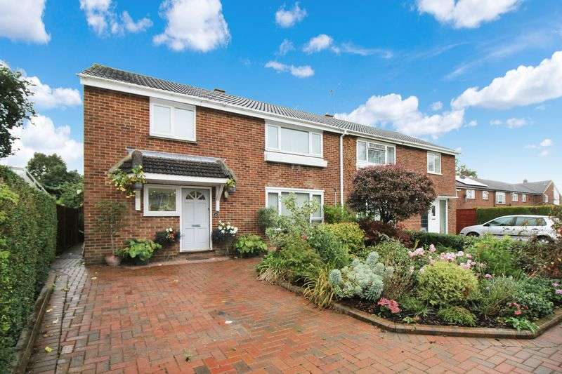 4 Bedrooms Semi Detached House for sale in Southgate, Crawley