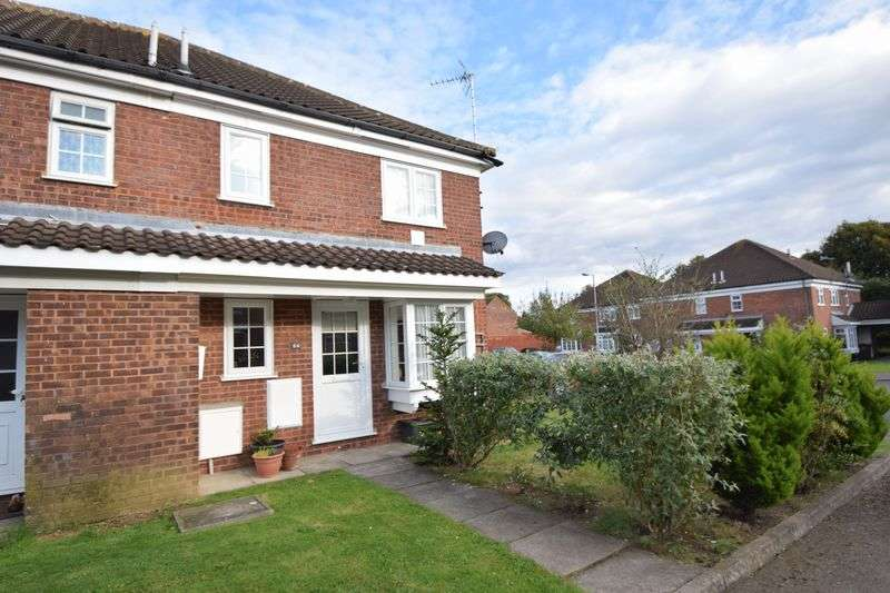 1 Bedroom Terraced House for sale in Milverton Green, Luton
