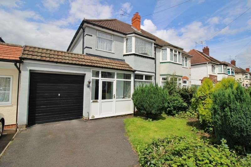 3 Bedrooms Semi Detached House for sale in Beech Road, Oxley, Wolverhampton