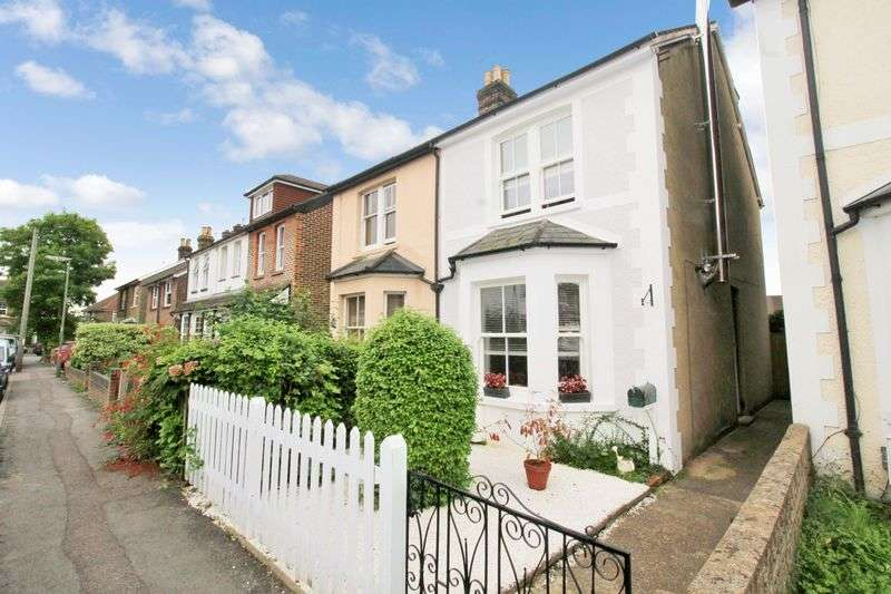 3 Bedrooms Semi Detached House for sale in Endsleigh Road, Merstham Village