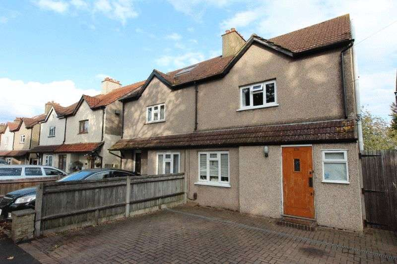 3 Bedrooms Semi Detached House for sale in Benhill Road, Sutton