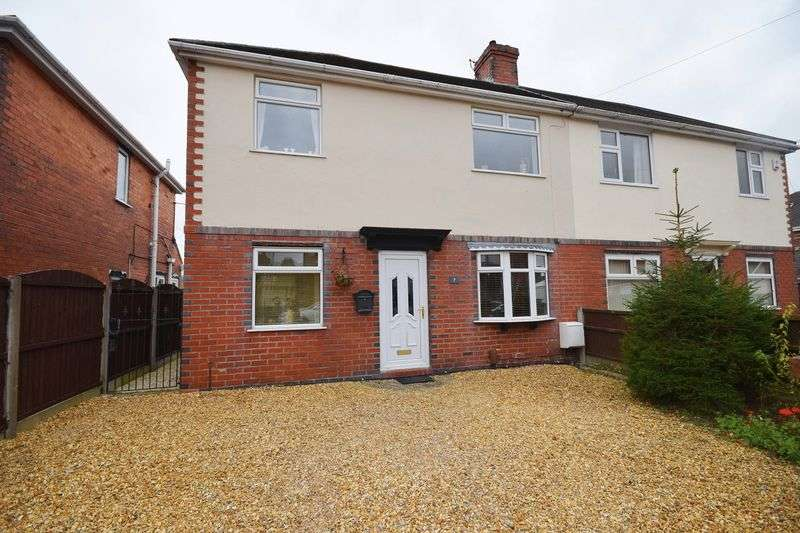 2 Bedrooms Semi Detached House for sale in Station Grove, Milton