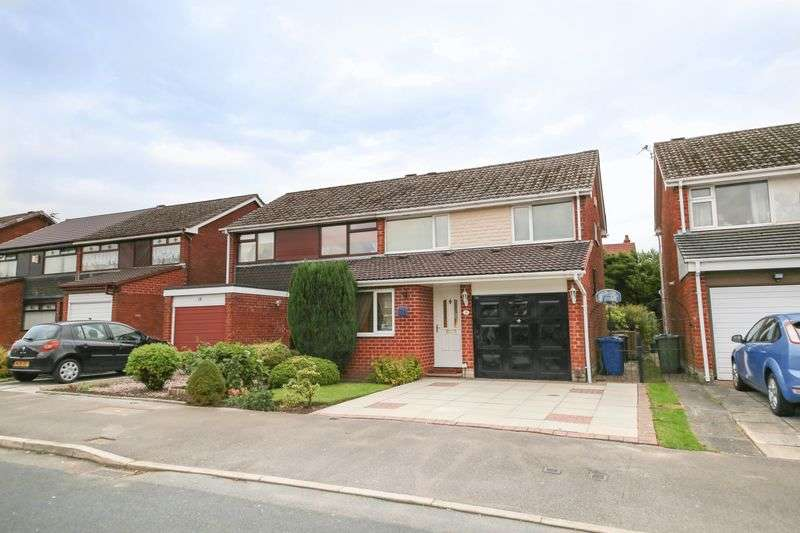 3 Bedrooms Semi Detached House for sale in Ribbesford Road, Highfield, Wigan