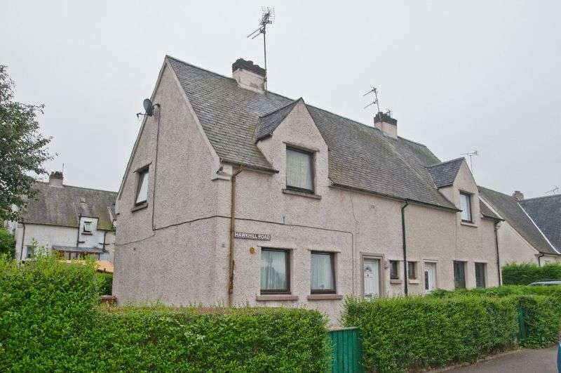 3 Bedrooms Semi Detached House for sale in Hawkhill Road, Alloa