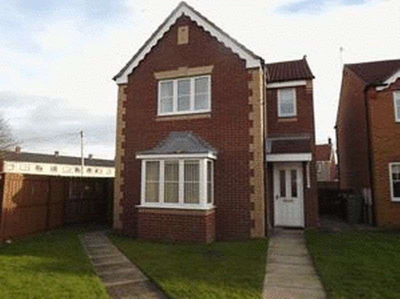 3 Bedrooms Detached House for sale in Parkside Court, Ashington