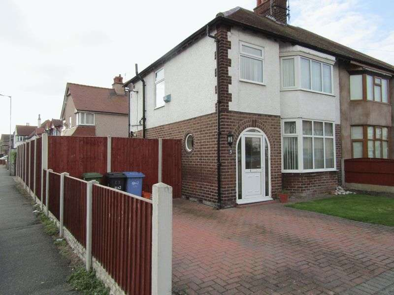 3 Bedrooms Semi Detached House for sale in Seven Sisters Road, Prestatyn