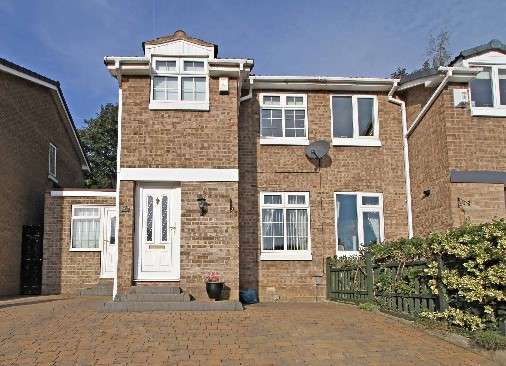 3 Bedrooms Semi Detached House for sale in Churchfields, South Yorkshire, S61 1PU