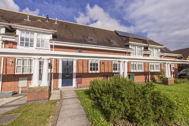 2 Bedrooms Terraced House for sale in HASSALL ROAD, HATTON