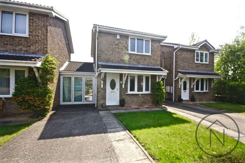 2 Bedrooms House for sale in Beaumont Close, Newton Aycliffe