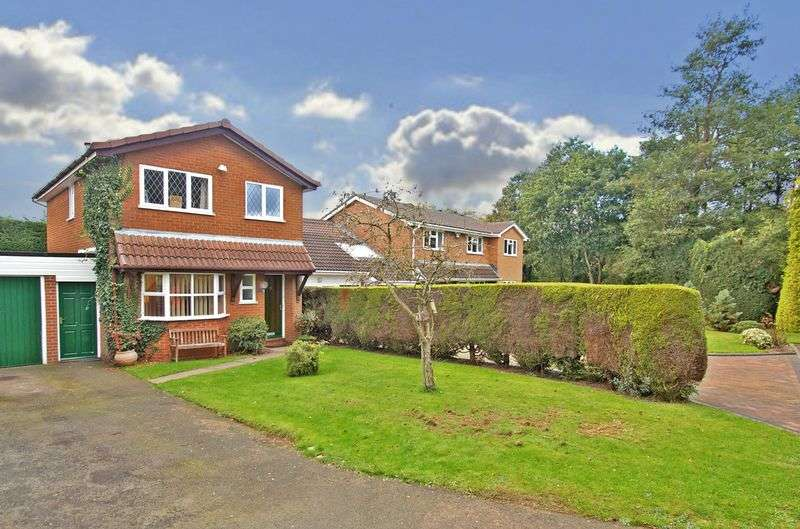 4 Bedrooms Detached House for sale in Merrill Gardens, Bromsgrove