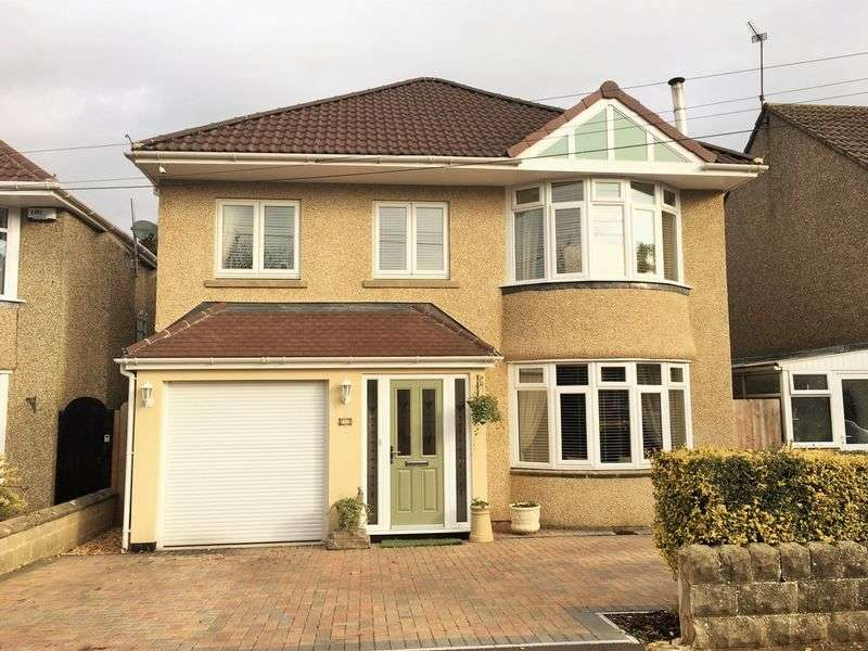 4 Bedrooms Detached House for sale in Churchward Avenue, Rodbourne Cheney
