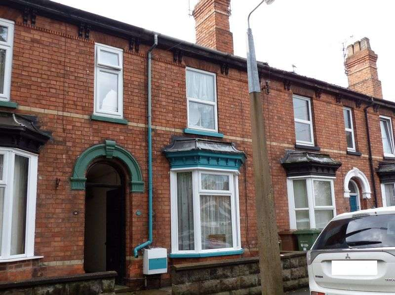 3 Bedrooms Terraced House for sale in Boultham Avenue, Lincoln