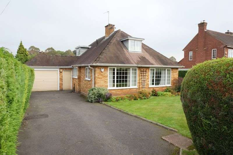 4 Bedrooms Detached Bungalow for sale in Hafren Way, Stourport-On-Severn DY13 8SJ