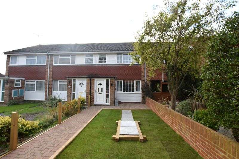 3 Bedrooms Terraced House for sale in Rowland Way, Aylesbury