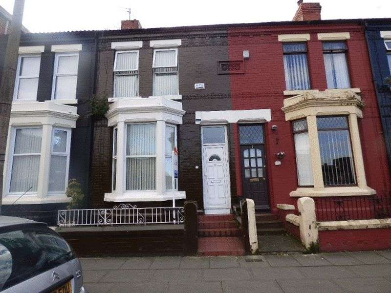 3 Bedrooms Terraced House for sale in Hale Road, Walton