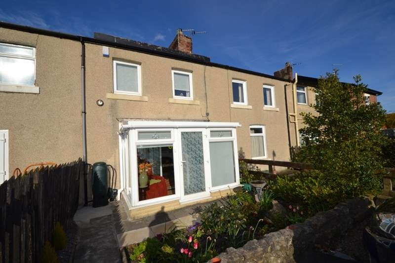 3 Bedrooms Terraced House for sale in Station Cottages, Widdrington Station
