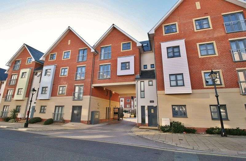 1 Bedroom Flat for sale in Aylward Street, Portsmouth
