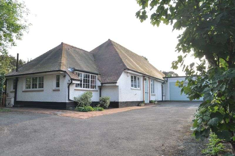 4 Bedrooms Detached Bungalow for sale in Rectory Lane, Ashtead